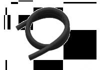Webasto Жидкостный шланг д. 18мм (2м;прямой)