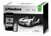 Pandora DXL 3945 PRO автомобильная сигнализация