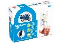 Starline Moto V67 (2 sim) мото сигнализация