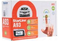 Starline A93 eco сигнализация