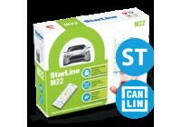 StarLine M22 CAN-LIN (2 sim)  Messenger поисковая система