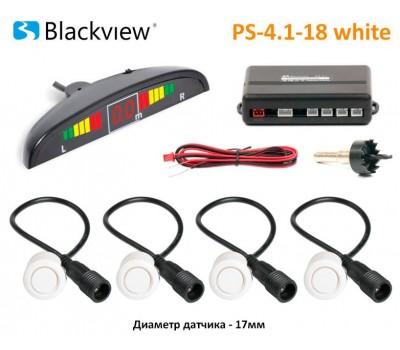 Blackview PS-4.1-18 white парктроник