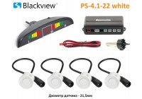 Blackview PS-4.1-22 white парктроник