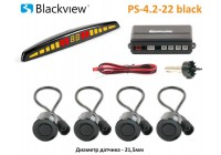Blackview PS-4.2-22 black парктроник