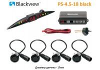 Blackview PS-4.5-18 black парктроник
