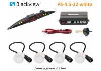 Blackview PS-4.5-22 white парктроник