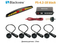 Blackview PS-4.2-18 black парктроник