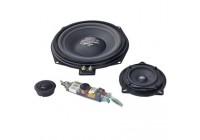 Audio System X200BMW evo plus ( 3-х компонентная акустика)