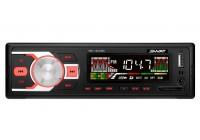 Swat MEX-1025UBA 4x50вт MP3/USB/SD/2RCA ресивер-USB магнитола
