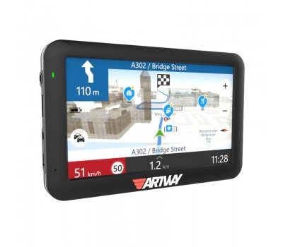 "Artway NV-800 (5"" Navitel) GPS-Навигатор"