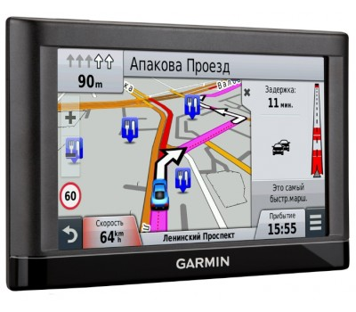 Garmin Nuvi 65LMT Russia GPS-Навигатор