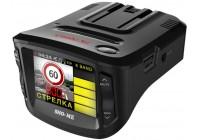 Sho-Me Combo №1 Signature видеорегистратор с радар-детектором (комбоустройство)